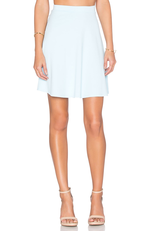 High Waist Flared Skirt at REVOLVE
