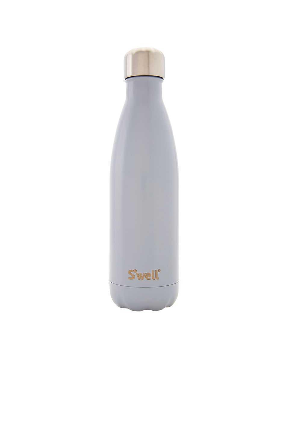 S'well Satin 17oz Water Bottle in Shadow