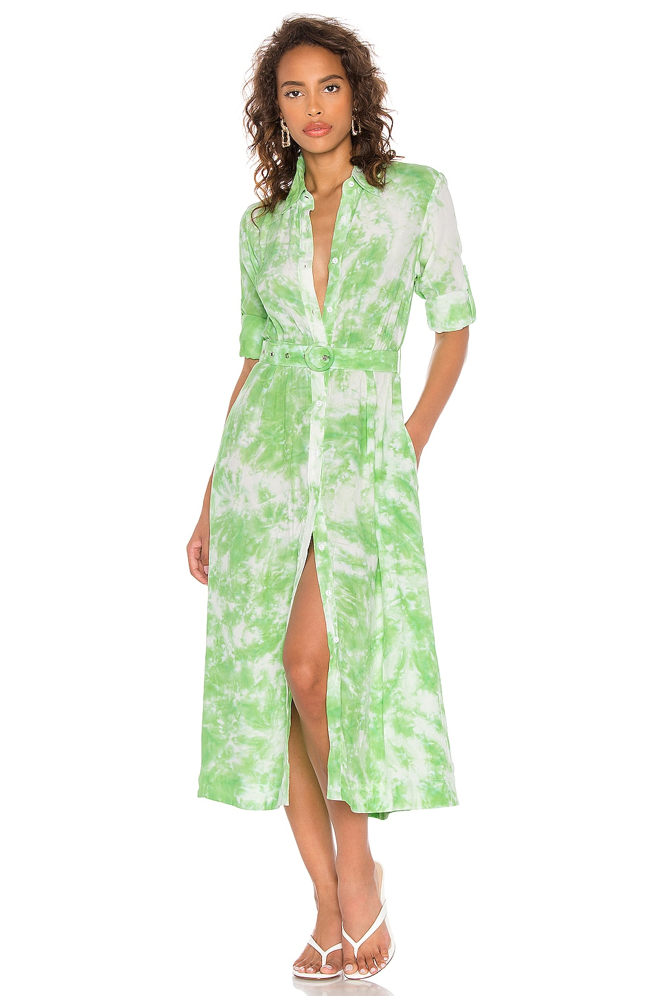 Swf Long Sleeve Shirt Dress In Green Force Revolve Dresslily offers the latest high quality long sleeve dresses of dresses from women collections starting from $24.99, including long sleeve dresses and more. swf