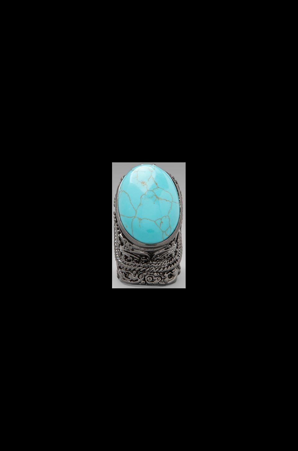 Samantha Wills Marrakesh Skies Ring in Turquoise