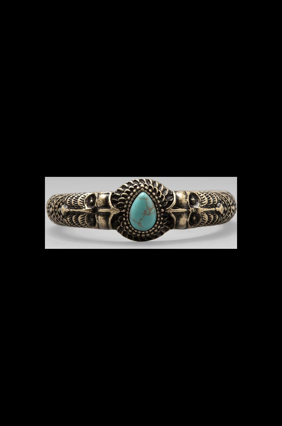 Samantha Wills Cleopatra Bangle in Turquoise