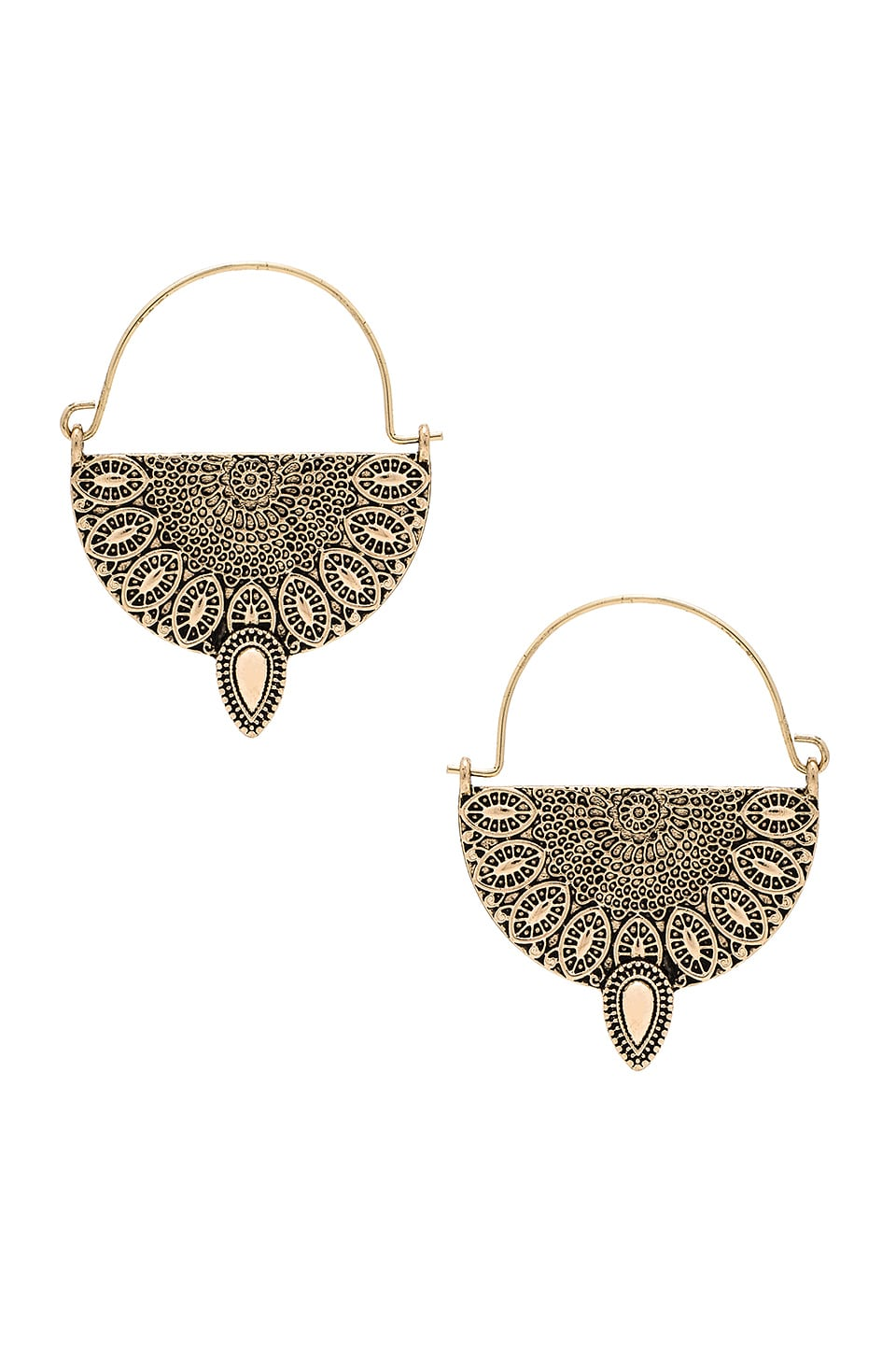 Samantha Wills Hunter Gatherer Earrings In Gold