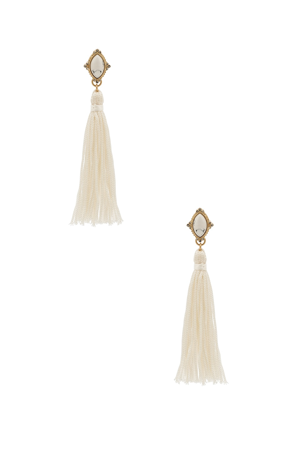 Samantha Wills Whisper Sea Earrings in Gold