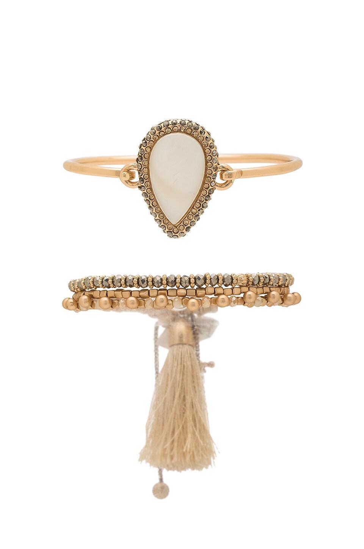 Under the Sun Bracelet Set by Samantha Wills