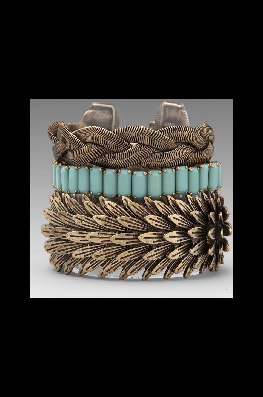 Samantha Wills Beautiful Nightmare Bracelet Set in Turquoise