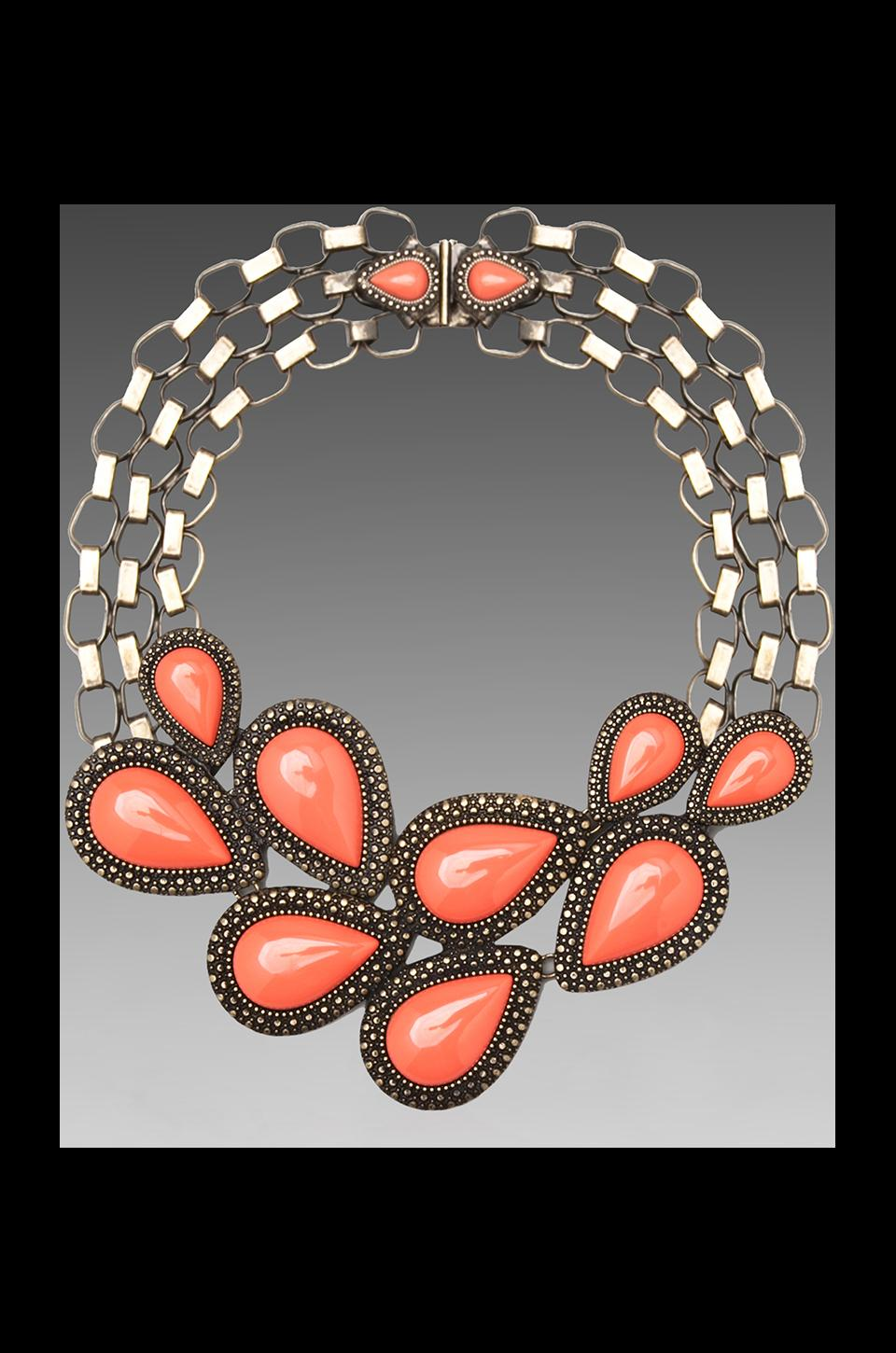 Samantha Wills Publish My Love Necklace in Coral