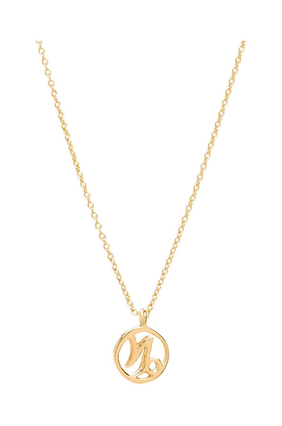 symbol necklace with capricorn a silver best pendant the zodiac product inch sterling