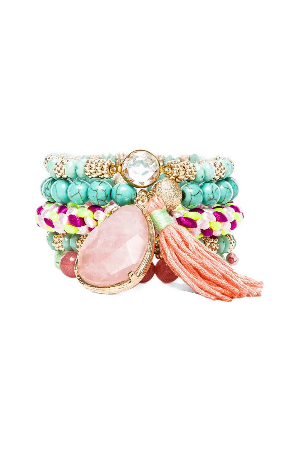 Samantha Wills Love On Macdougal Bracelet Set in Multi