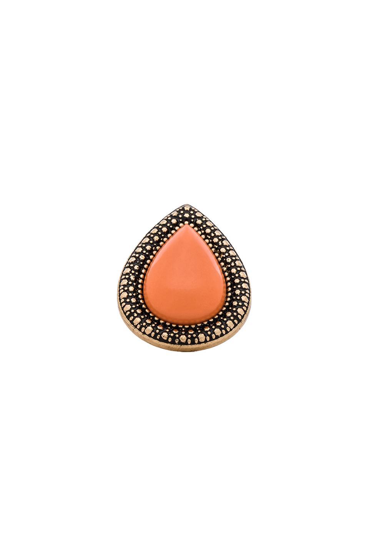 Samantha Wills Bohemian Bardot Ring in Apricot