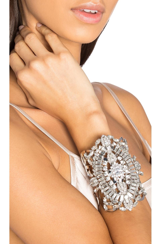 Samantha Wills Precious Dreamers Cuff in Silver
