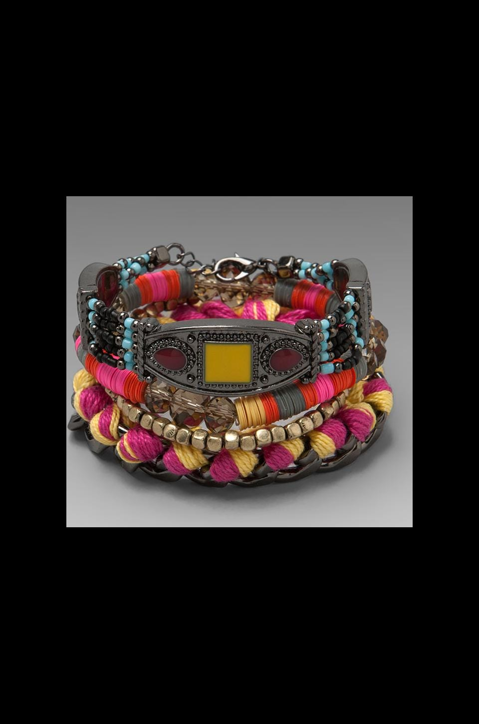 Samantha Wills Infectious Magic Bracelet Set in Multi