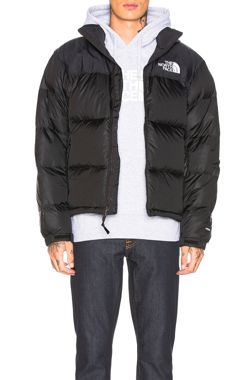 The North Face 1996 Retro Nuptse Jacket in TNF Black