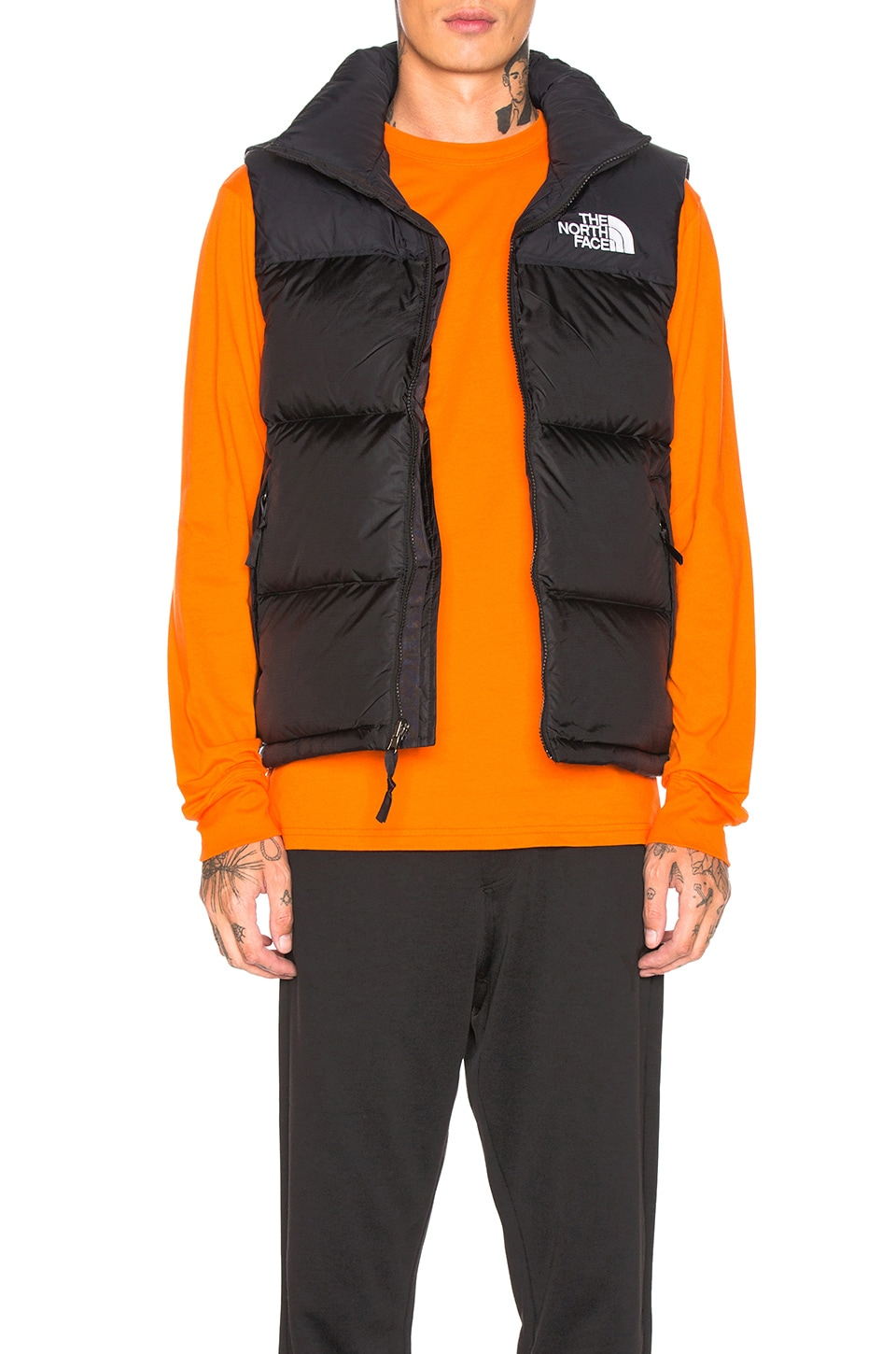 The North Face GILET NUPTSE