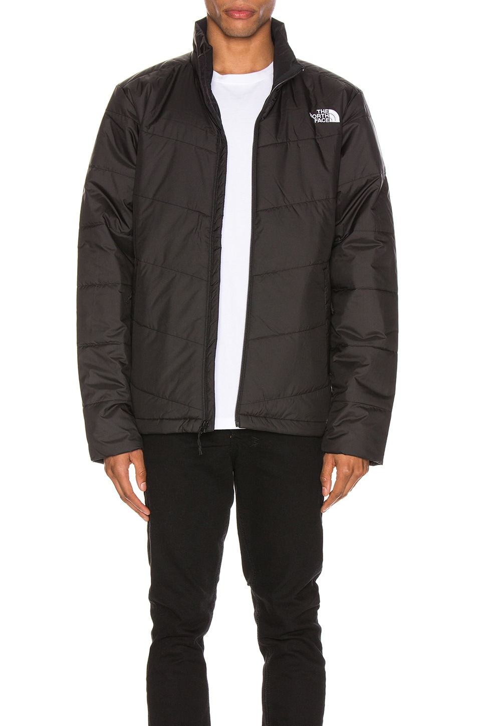 The North Face Junction Insulated Jacket in TNF Black