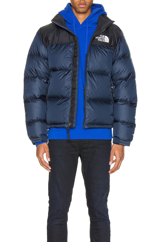 The North Face 1996 Retro Nuptse Jacket in Urban Navy