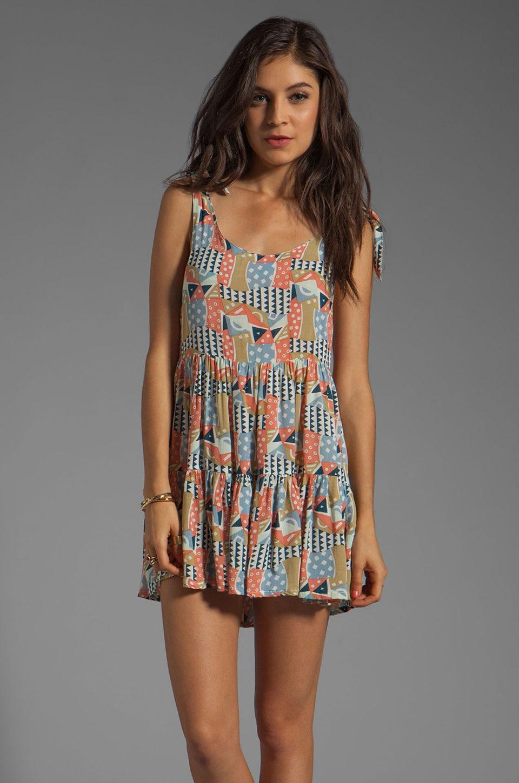 Tallow Mamba Dress in Multi