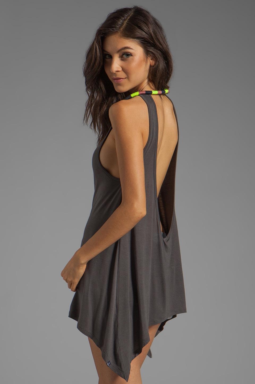 Tallow Aurora Dress in Charcoal