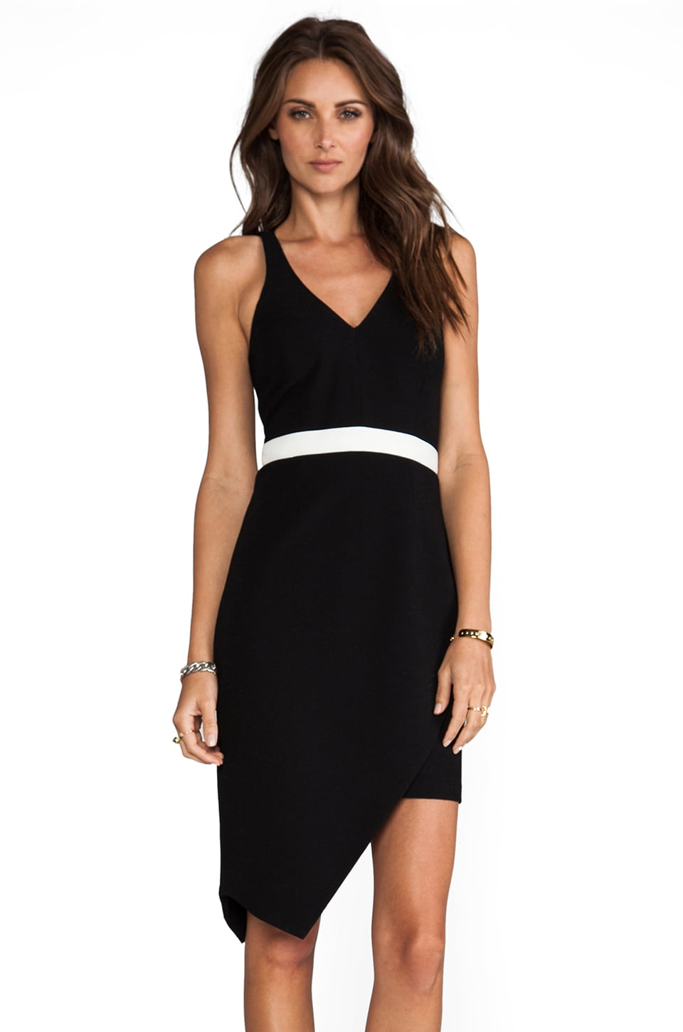 Talulah Be Mine Dress in Black