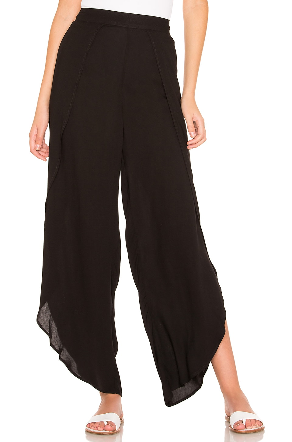 TAVIK Swimwear Luna Pant in Black