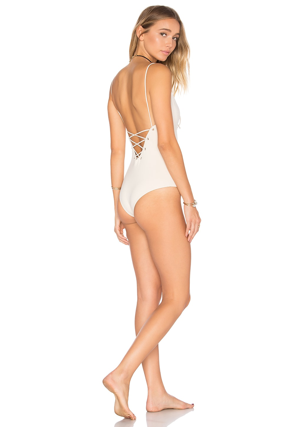 Monahan One Piece Swimsuit