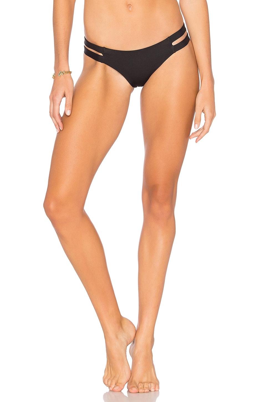 TAVIK Swimwear Chloe Bottom in Black