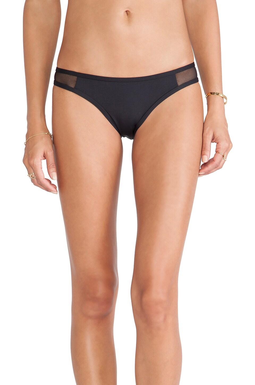 TAVIK Swimwear Jayden Bikini Bottom in Black