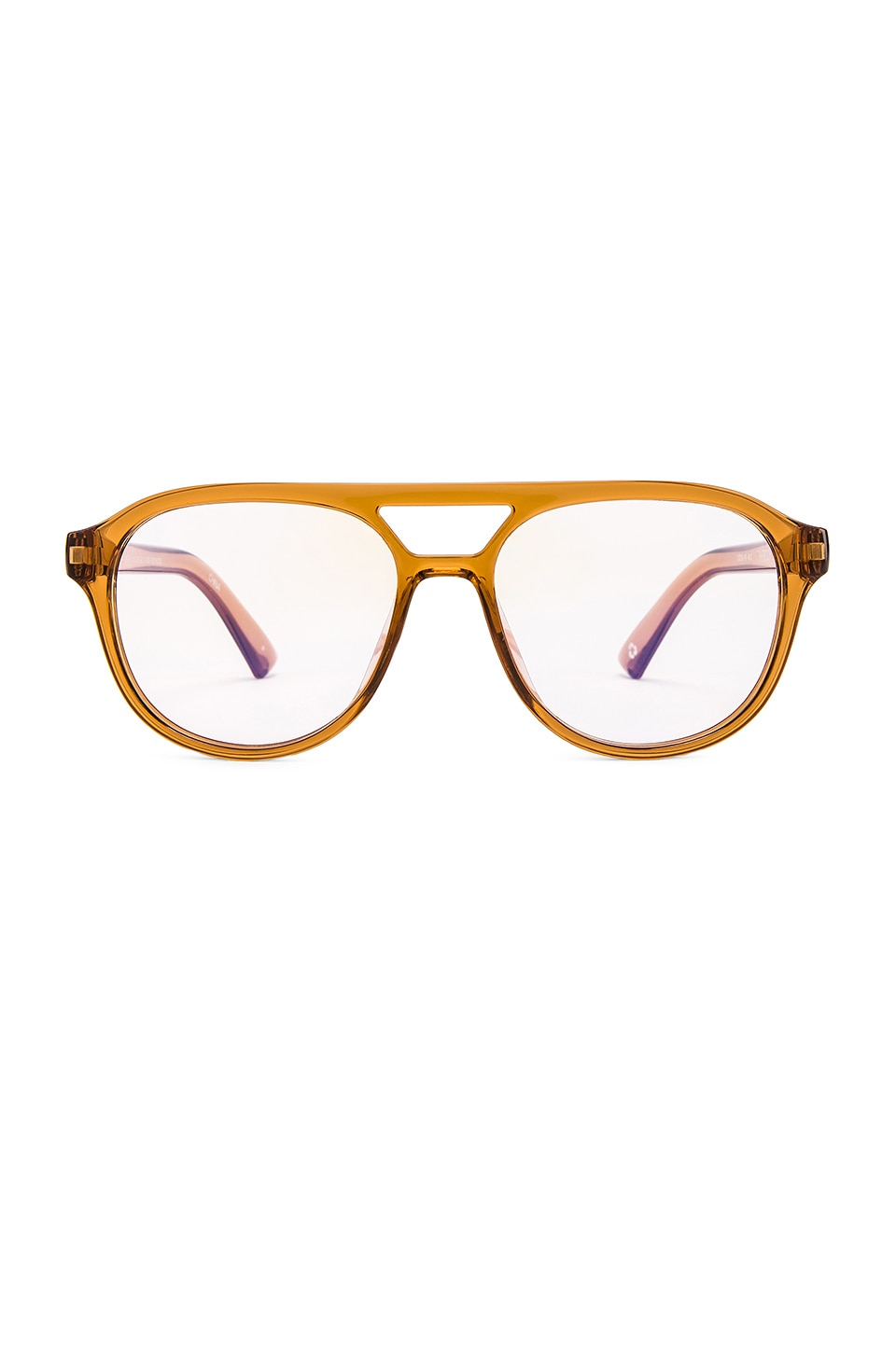 The Book Club GAFAS DE LUZ AZUL DOT A FRECKLE