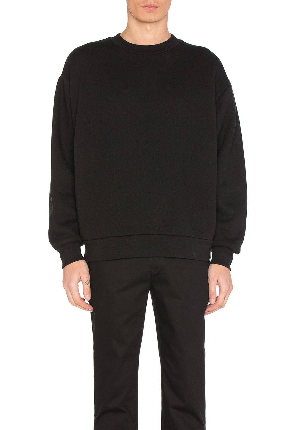 Oversized Crewneck by T by Alexander Wang