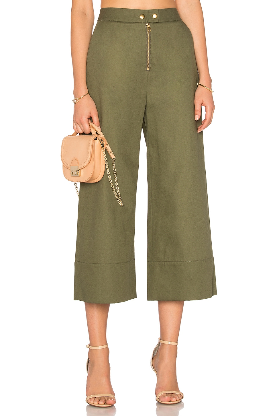 Crop Pant by T by Alexander Wang
