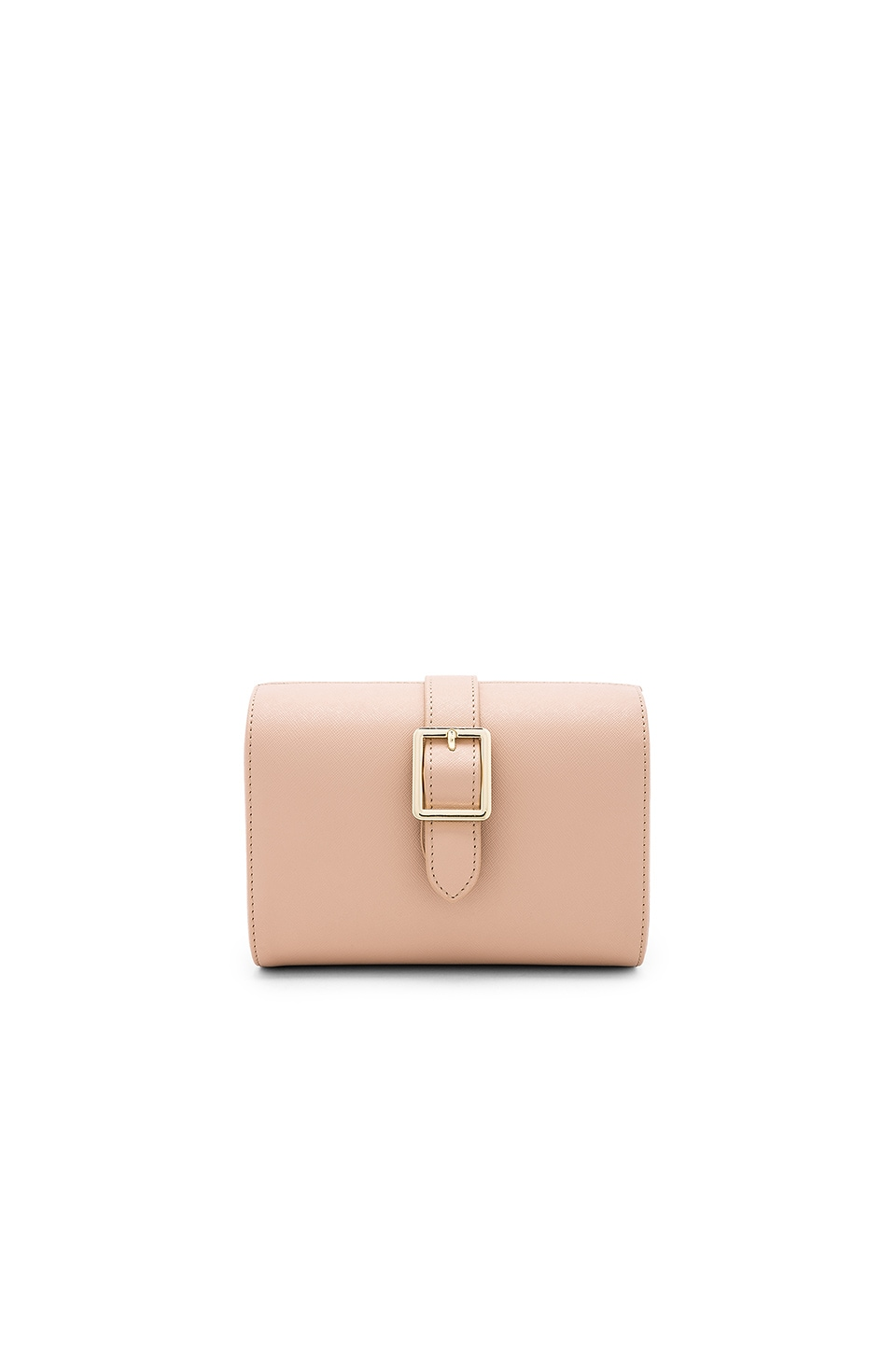 BUCKLE CLUTCH