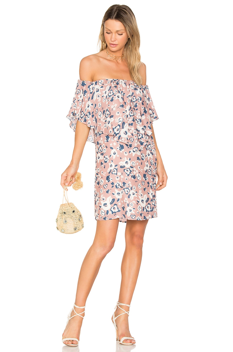 Reese Dress by Three Eighty Two