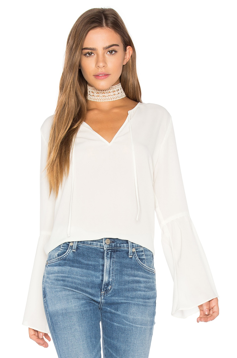 Jayce Blouse by Three Eighty Two