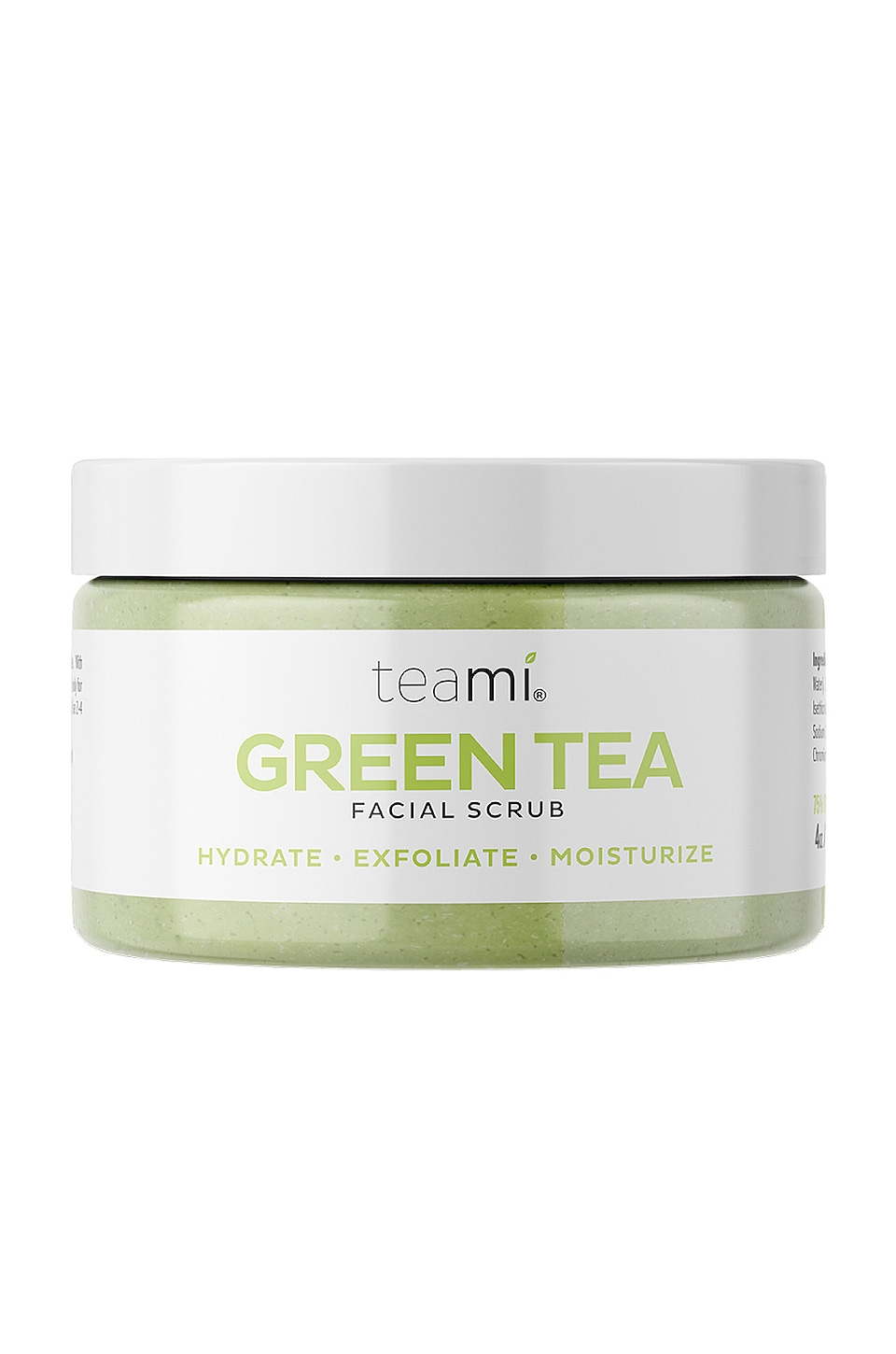 Teami Blends Green Tea Face Scrub