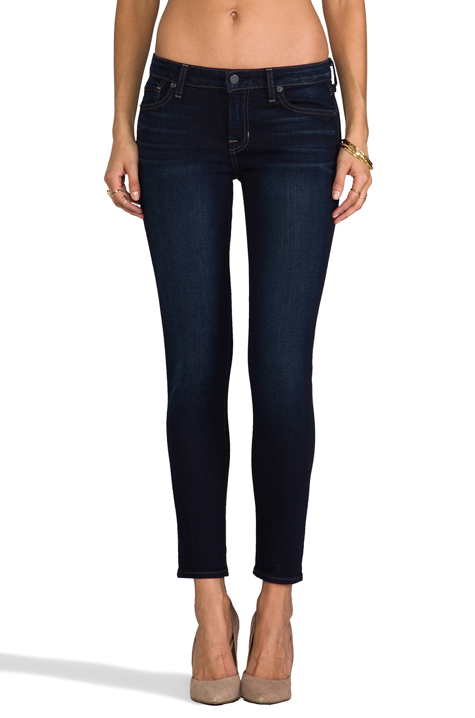 TEXTILE Elizabeth and James Ozzy Skinny in Sadie