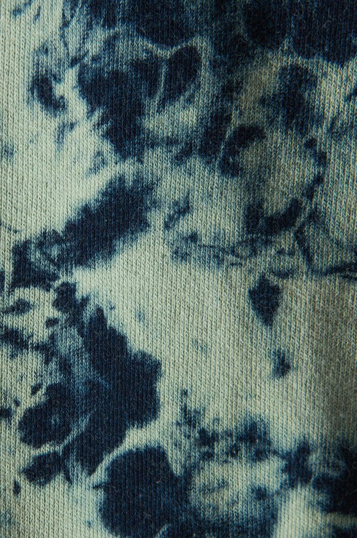 TEXTILE Elizabeth and James 1/2 Zip Sweatshirt in Cloudy