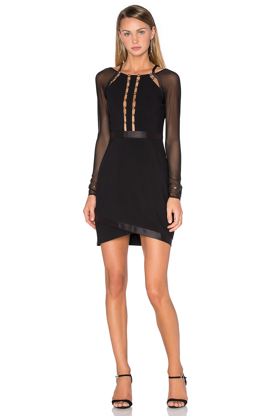 Take Charge Dress by Three Floor