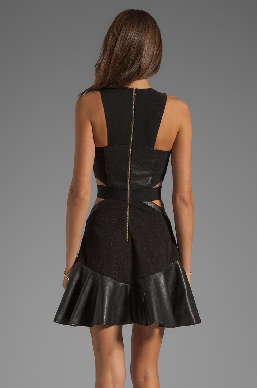 Three Floor Holy Chic Dress in Black