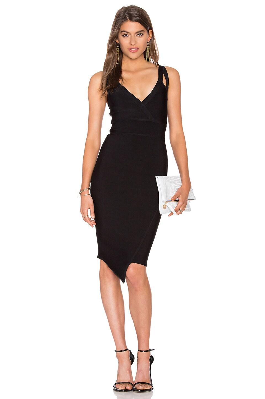 TFNC London Kris Dress in Black