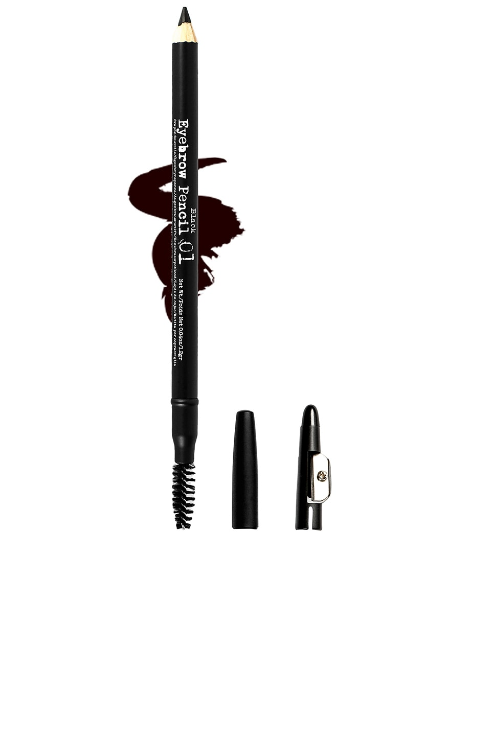 The Browgal Eyebrow Pencil in Black
