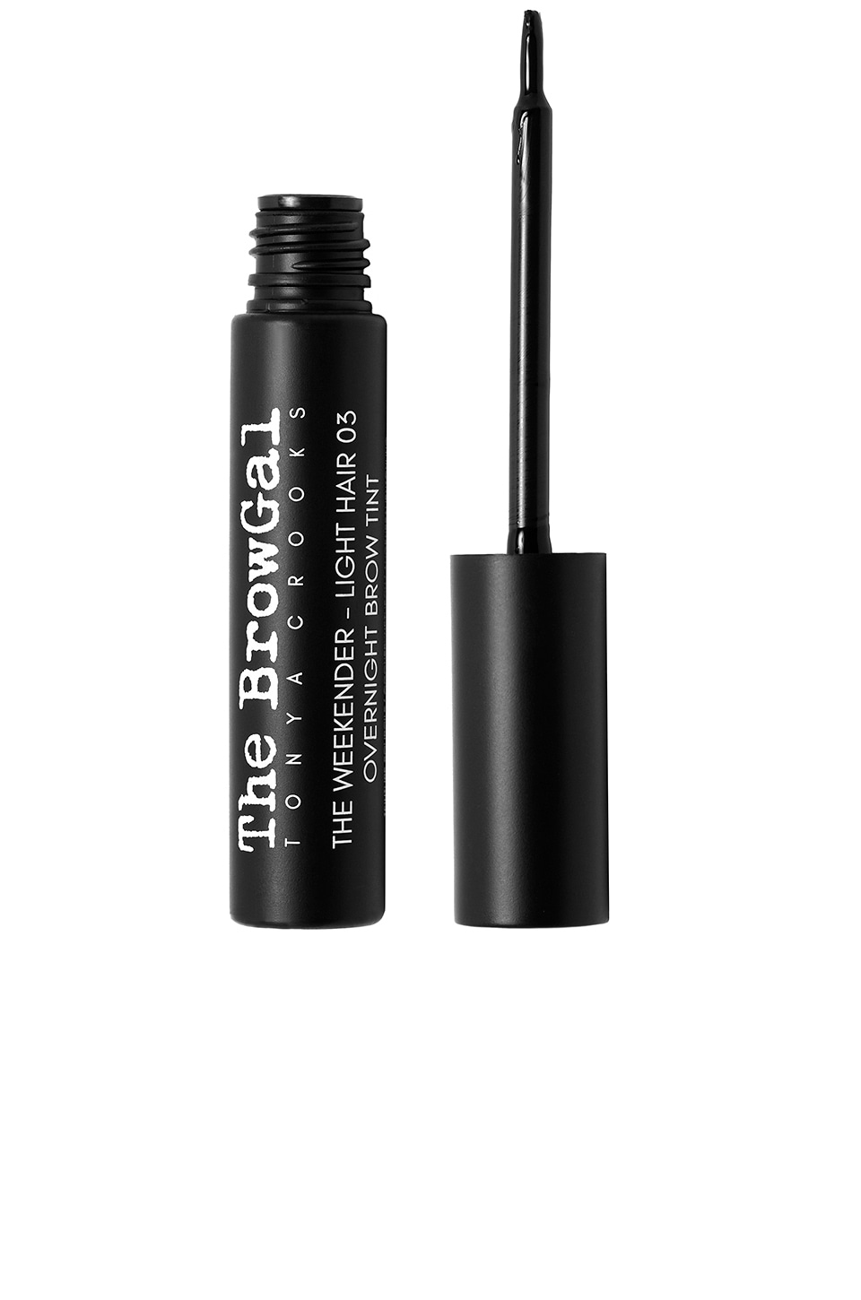The Browgal The Weekend Overnight Brow Tint in Light Hair
