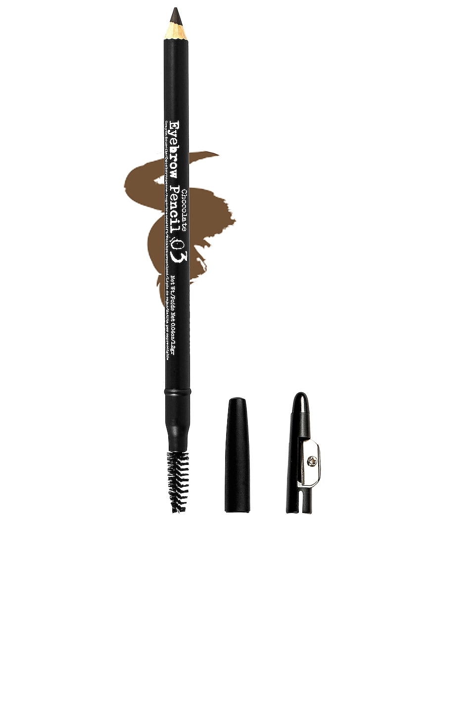 The Browgal Eyebrow Pencil in Chocolate