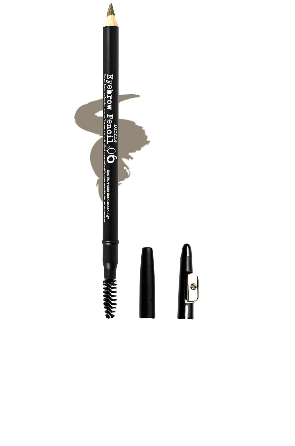 The Browgal Eyebrow Pencil in Golden Brown