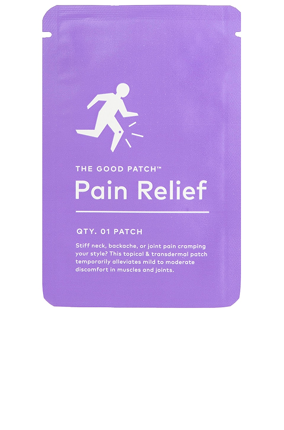 The Good Patch Hemp Infused Pain Relief