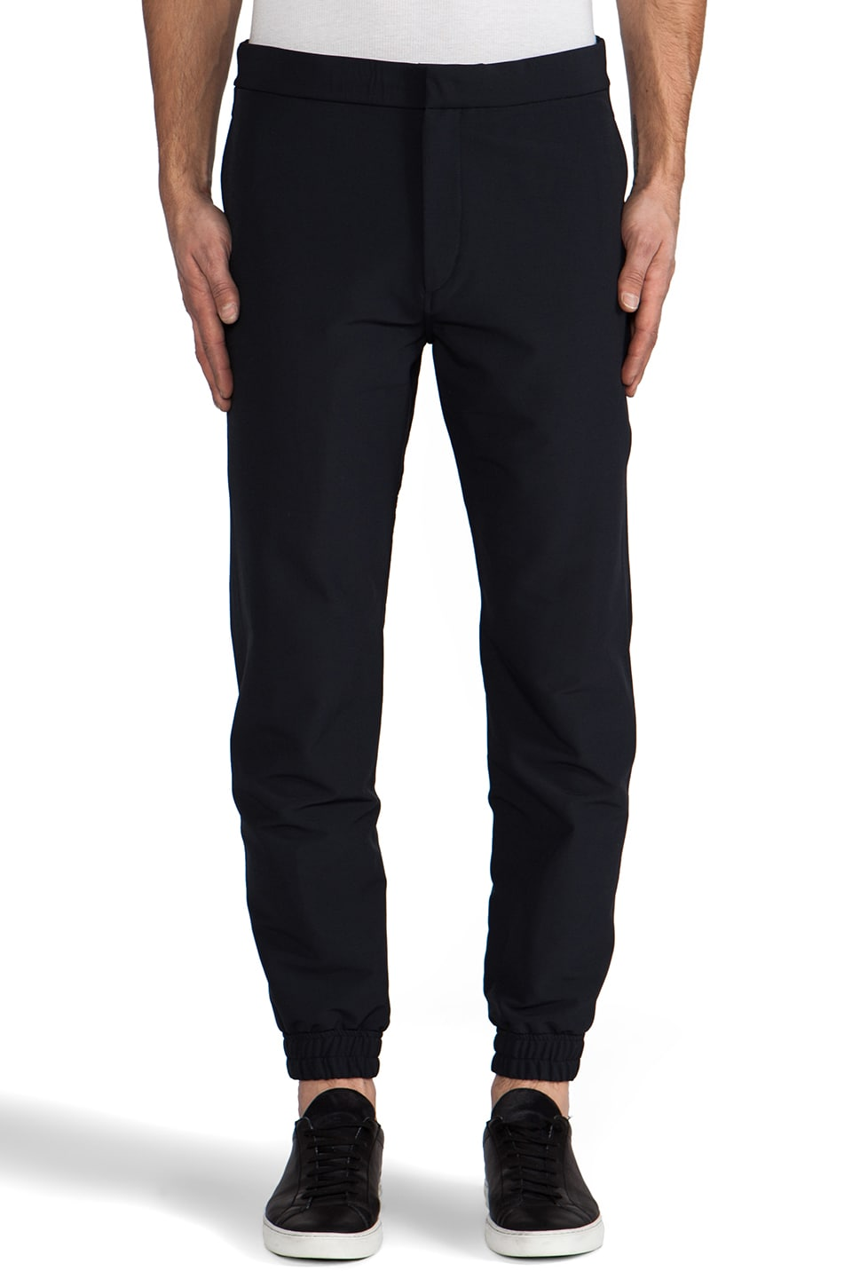 Theory 38 Lytes Trouser in Black