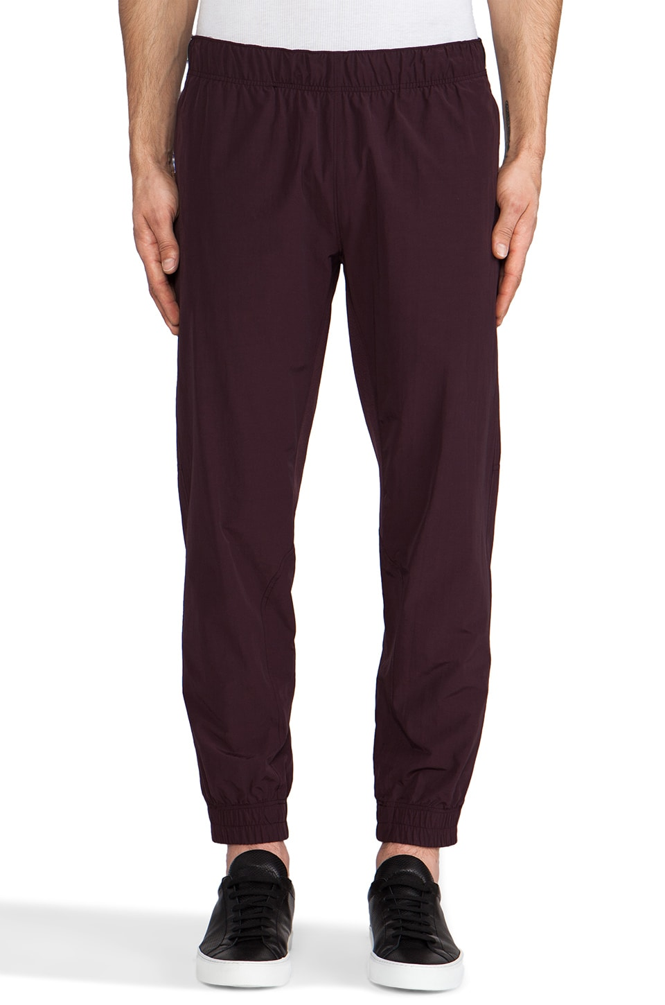 Theory 38 Slikt Track Pant in Viper