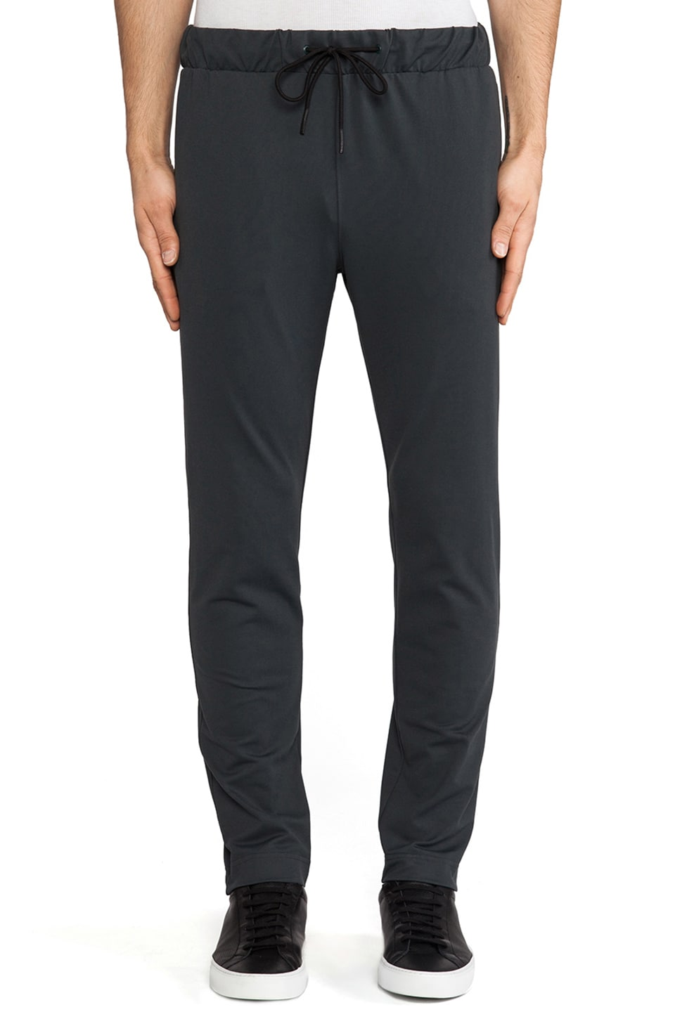 Theory 38 Bendt Sweatpant in Bottle