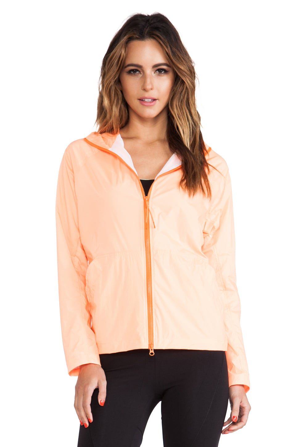 Theory 38 Layyerz Jacket in Neon