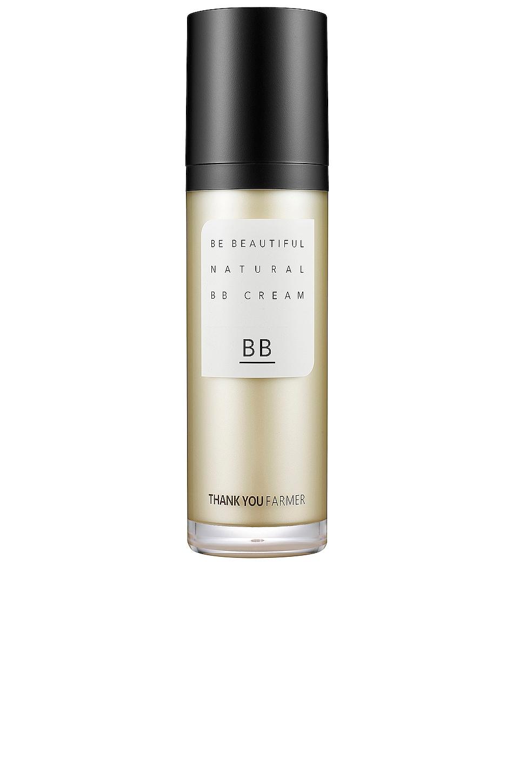 Be Beautiful Natural BB Cream