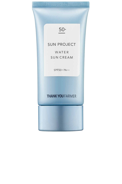 THANK YOU FARMER SUN PROJECT WATER SUN CREAM
