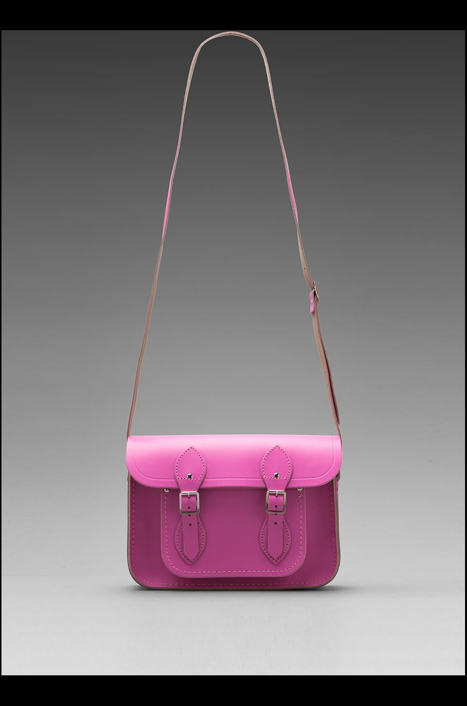"The Cambridge Satchel Company Core Collection Mini 11"" Satchel in Pink"